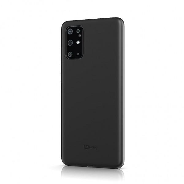 BeHello Premium Samsung Galaxy A71 Liquid Silicone Case Black