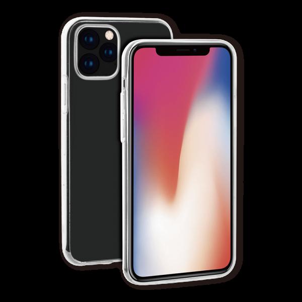 BeHello iPhone 11 ThinGel Case Transparent