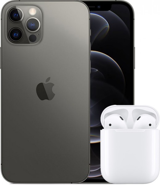 Apple iPhone 12 Pro Max + AirPods (2.Generation)
