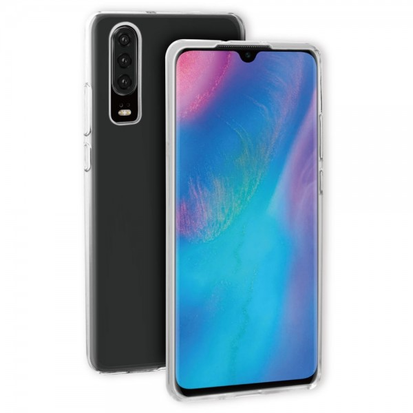 BeHello Huawei P30 Gel Case Transparent