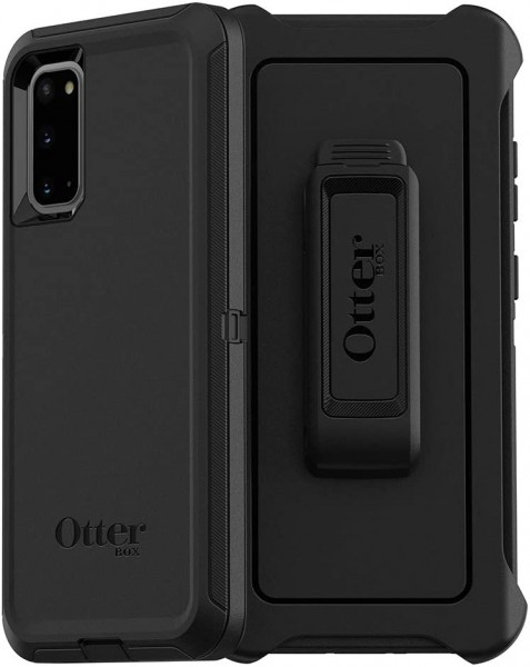 OtterBox Defender Samsung Galaxy S20 Black