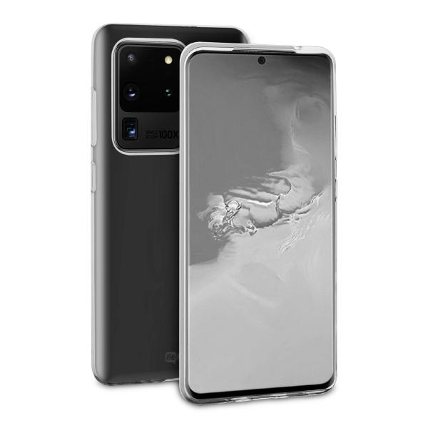 BeHello Samsung Galaxy S20 Ultra ThinGel Case Transparent